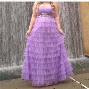 Fiesta Prom-Special Occasion Dress
